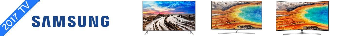 Samsung TV 2017 MU serien