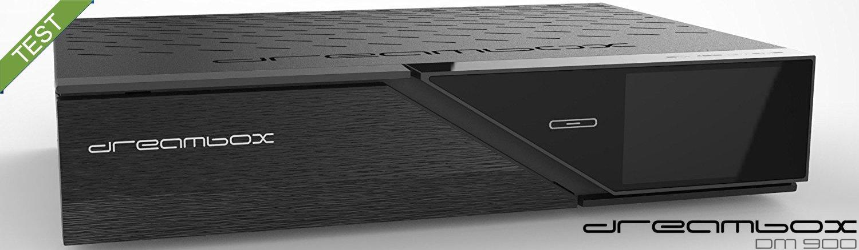 Dreambox DM900 test anmeldelse