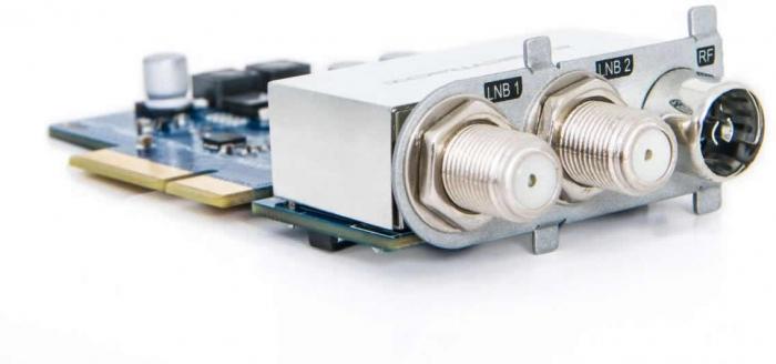 Dreambox Triple Hybrid Tuner modul2