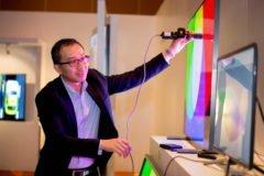 Foto af Samsung QLED kan HDR autokalibreres med Calman