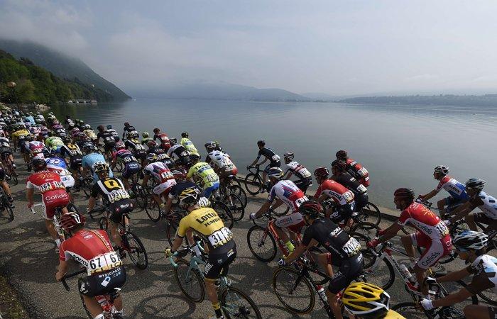 Cykelløb 2018 TV 2