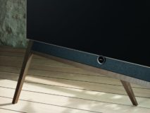 Foto af Loewe Bild 5 – state-of-the-art OLED med retro design
