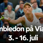 Wimbledon 2017 TV Streaming Viaplay