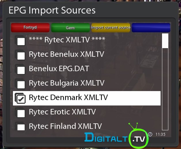 Iptv Epg Source