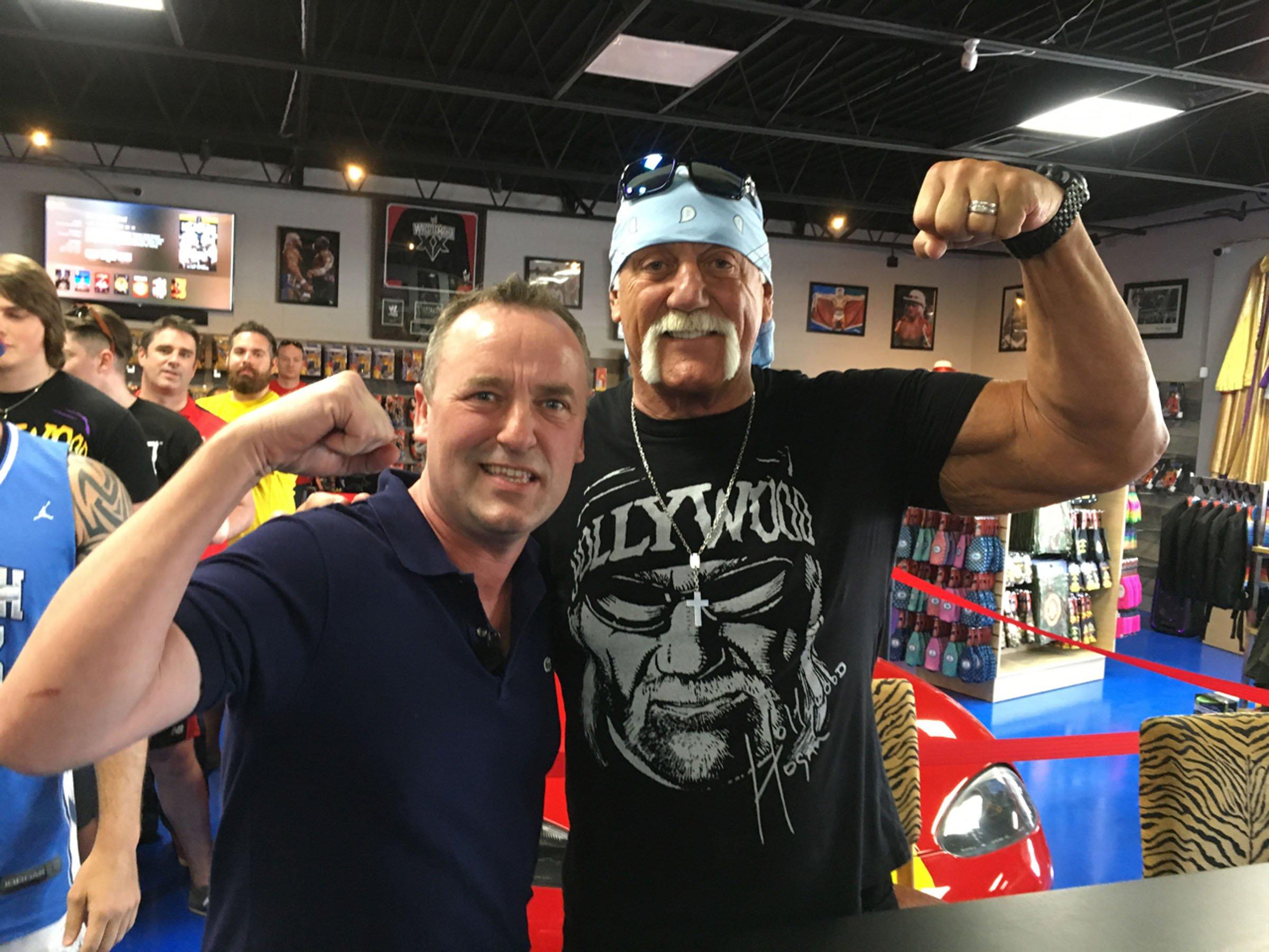 Størst 2017 Hulk Hogan