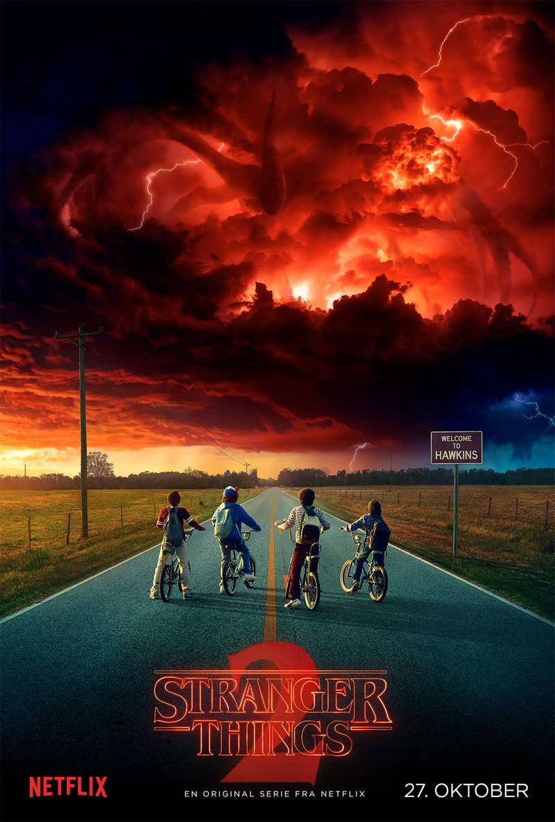 Stranger Things 2 sæson 2 Netflix