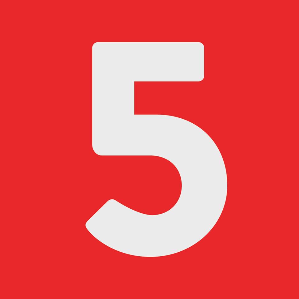 Kanal 5 logo 2017