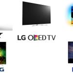 OLED TV Modeloversigt 2017