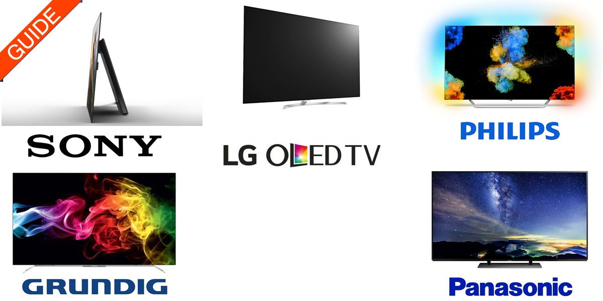 OLED TV Modeloversigt 2017