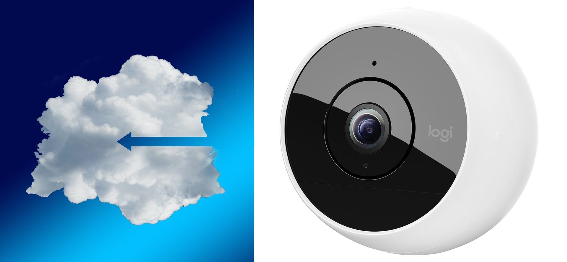 cloud arkiv logitech circle 2