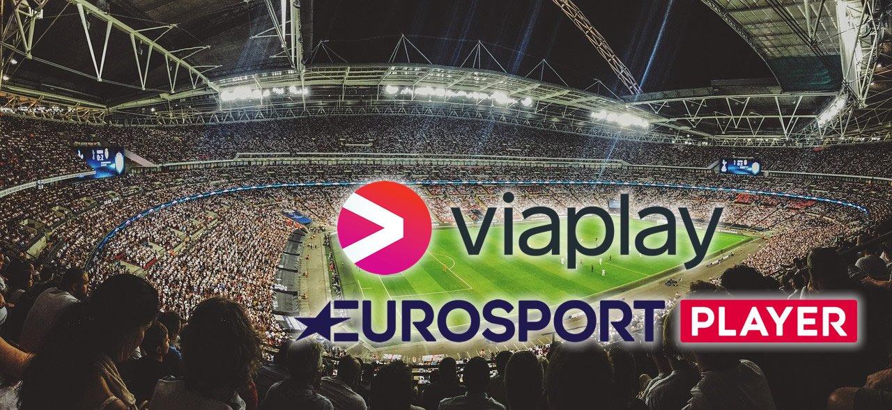 Fodbold På Streamingtjenesterne Viaplay Sport Og Eurosport Player