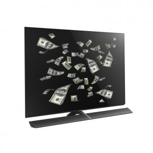 tv penge