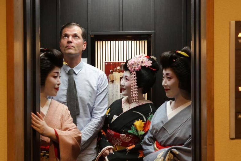 Bertelsen på Shikoku 88 DR2