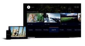 Foto af Canal Digital arbejder med næste generation af TV-oplevelser baseret på Android TV