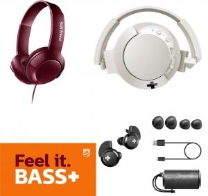 Philips bass+