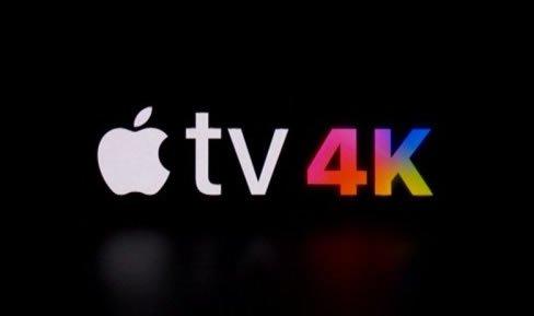 apple tv 4k logo