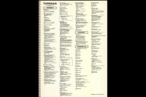 dr programoversigt 1977