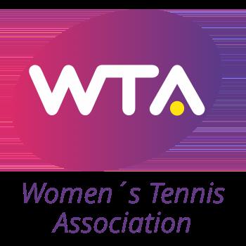 wta tennis logo