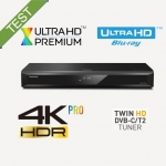 Panasonic DMR-UBC86 Test – Ultra HD Blu-ray Harddiskoptager