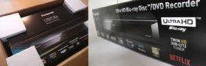 Foto af Test på vej – Panasonic DMR-UBC86 Ultra HD blu-ray harddiskoptager