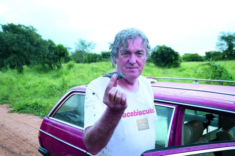 The Grand Tour Mozambique James May 1