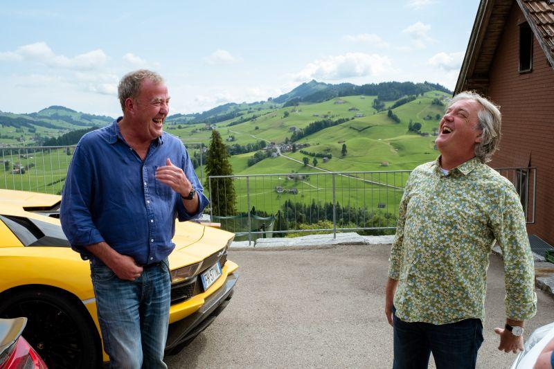 The Grand Tour Switzerland 1