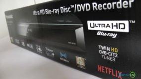 Foto af Panasonic harddiskoptager har problemer med TV3+ på YouSee