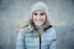 Foto af Signe Vadgaard står i spidsen for Vinter OL på Kanal 5 og Eurosport