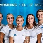 Svømning: EM – kortbane fra Royal Arena