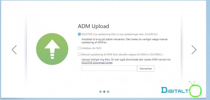 ADM opdatering