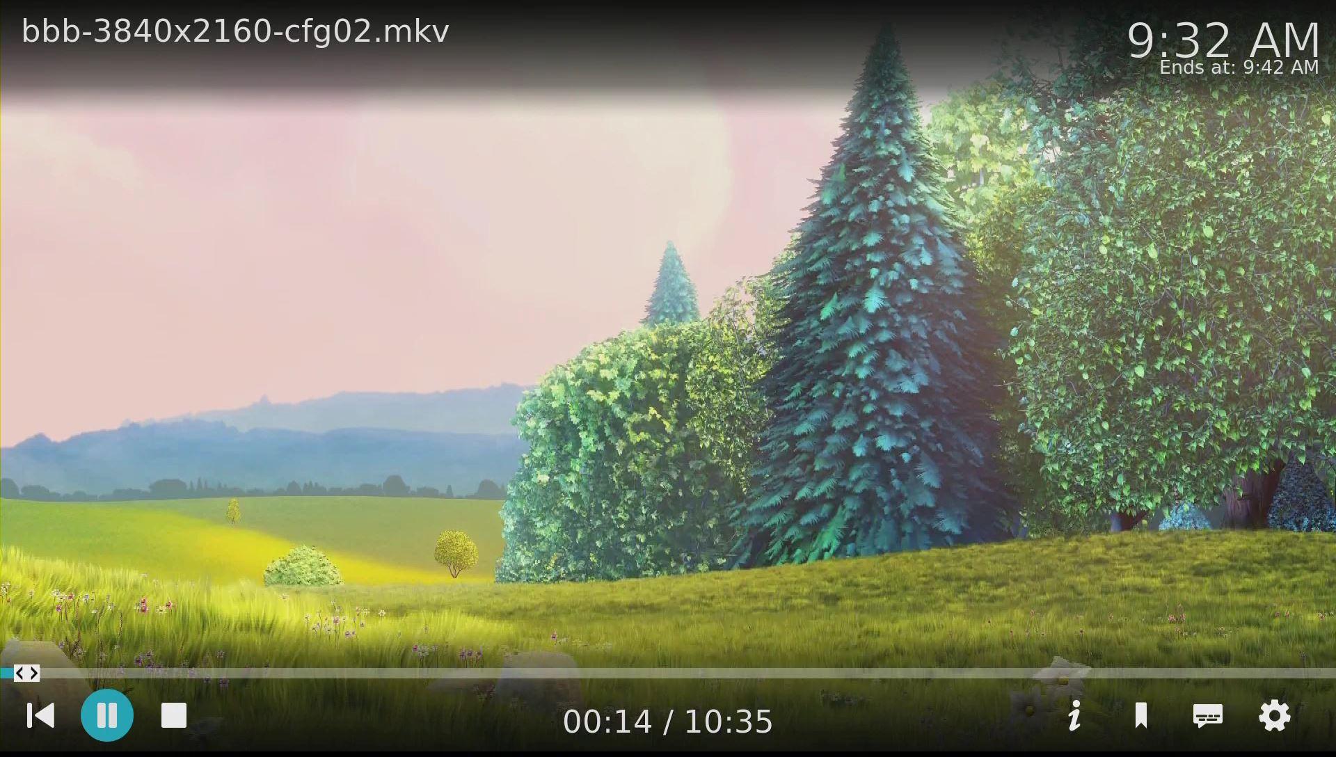 Asus Nas 4K HEVC playback kodi