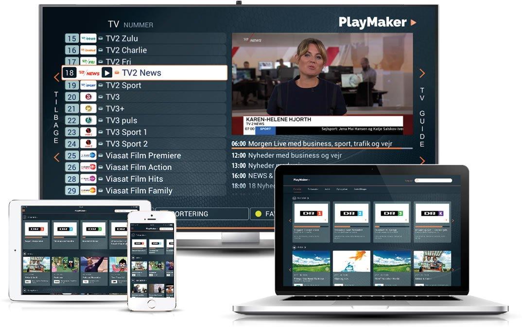 Canal Digital Playmaker