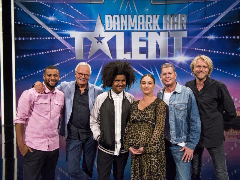 Danmark har talent 2018 TV 2
