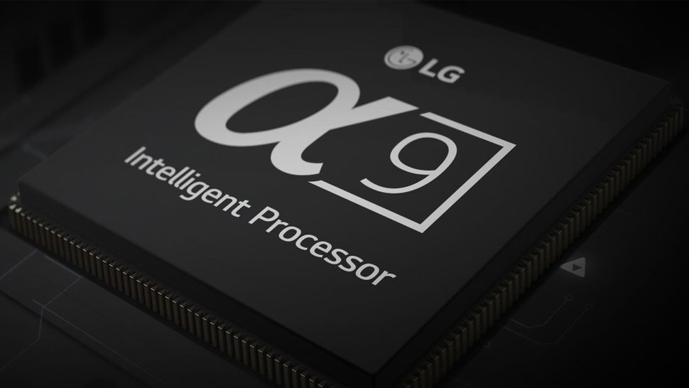 lg alpha 9 intelligent processor