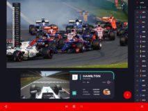 F1 TV Pro streamingtjeneste