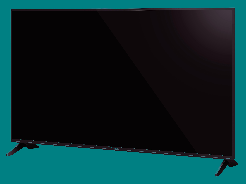LED TV FX600 left side