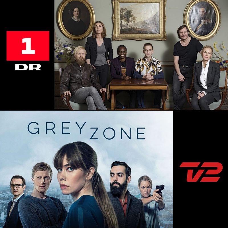 Liberty DR1 vs Greyzone TV 2