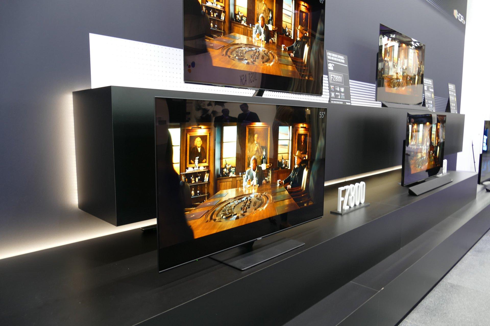 Panasonic 2018 TV Priser og lanceringstidspunkt