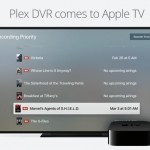 Plex klar med DVR support på Apple TV