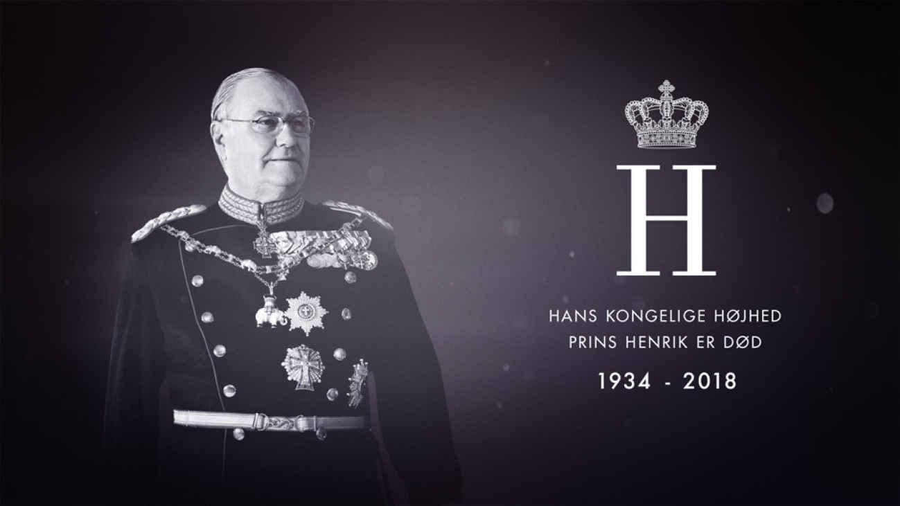 Prins Henrik DR programmer