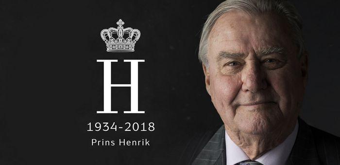 Prins Henrik ikon foto