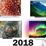 2018 TV priser