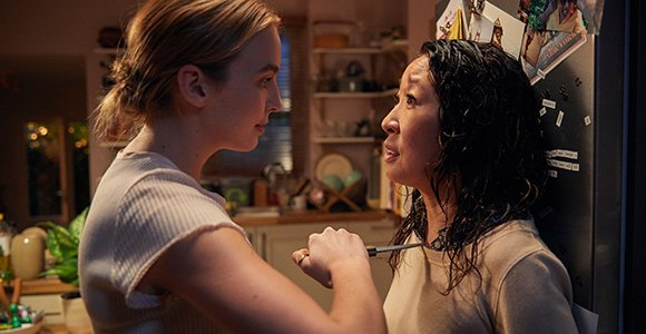 Killing Eve HBO Nordic