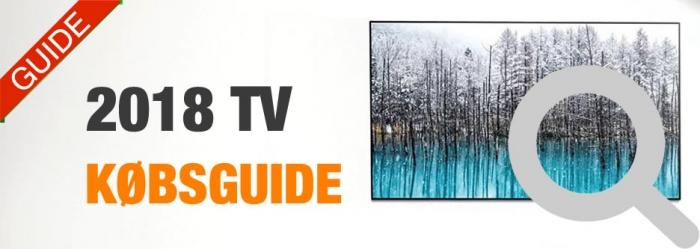 2018 TV købsguide