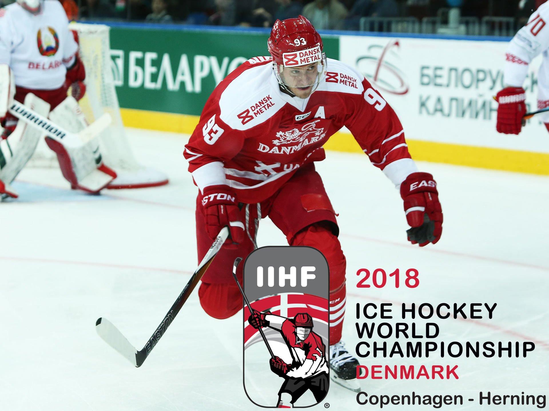 Ishockey VM 2018 TV 2 Sport