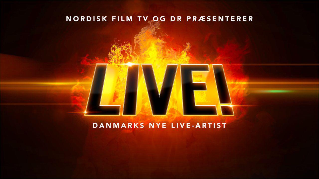 LIVE Danmarks nye live artist