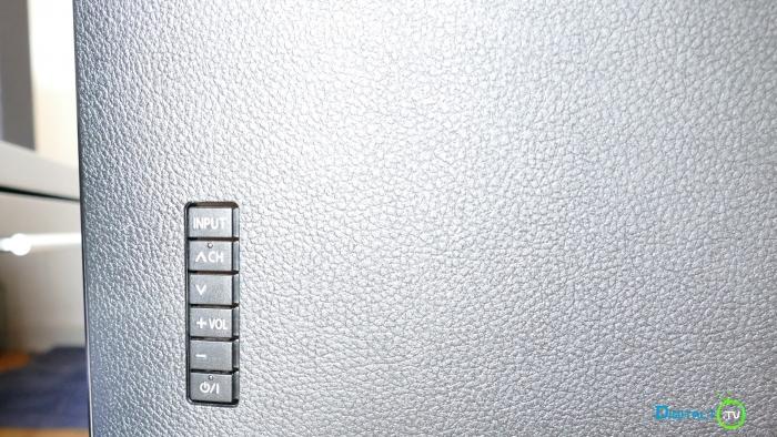 Panasonic FX700 bag knapper