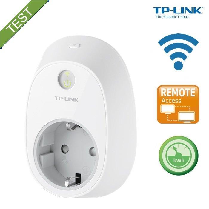 Opdateret Test: TP-Link HS110 - Styr stikkontakten også når du ikke er NT74