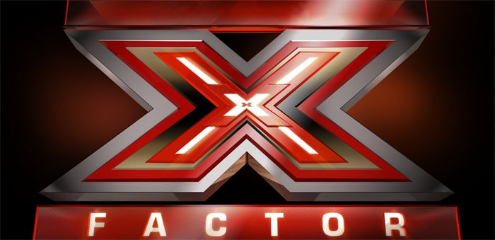 X-Factor logo tv 2