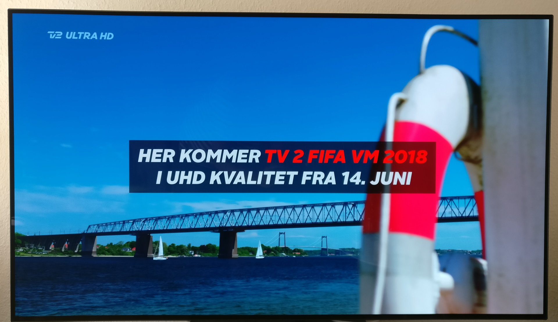 TV 2 Ultra HD YouSee